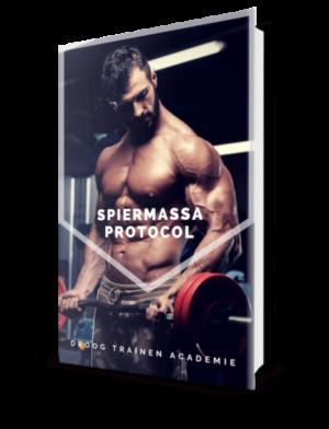 Spiermassa-protocol-mannen