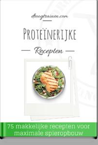 proteïnerijk recepten pakket