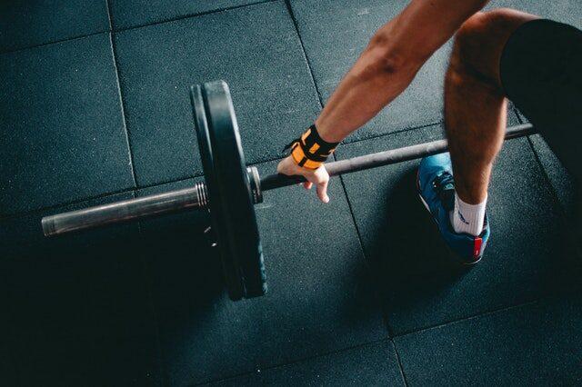 dead lift spiermassa en spierkracht