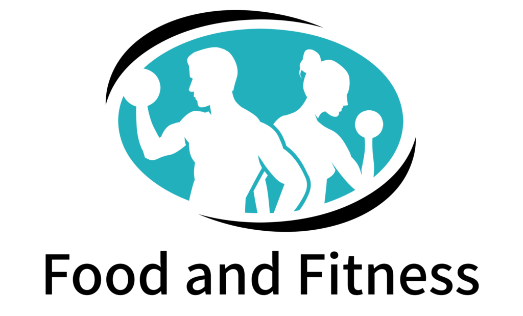 Logo foodandfitness.nl