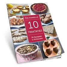10 traktaties - 50 recepten in 30 minuten