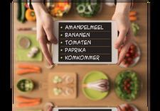 boodschappenlijstje 50 recepten in 30 minuten