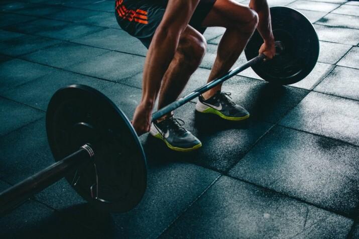deadlift spiermassa vs spierkracht