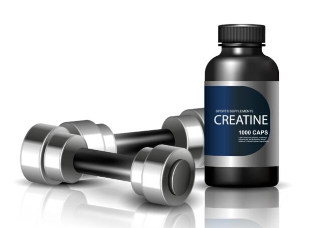 Creatine supplementen