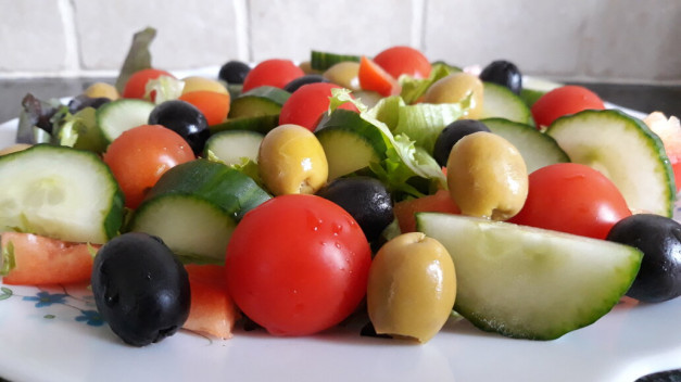 gezonde lunch ideeen foto