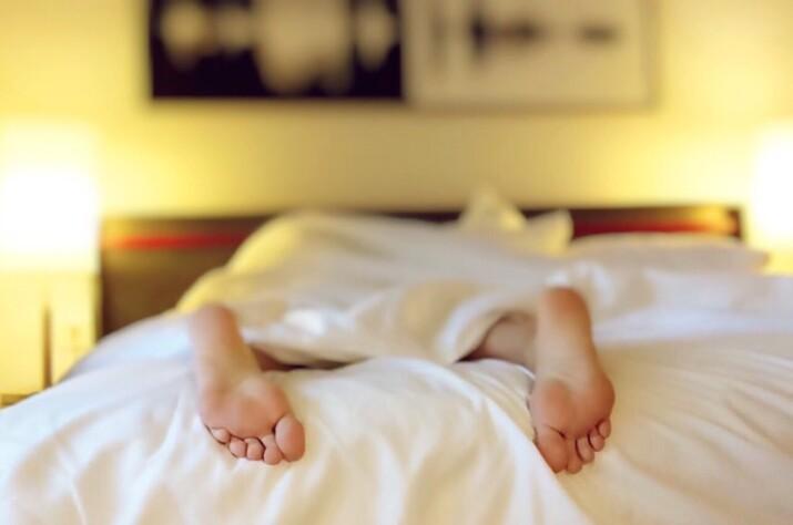 invloed van rust voor spierherstel